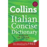 Collins Italian Dictionary by HarperCollins Publishers, 9780061998652