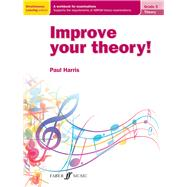 Improve Your Theory! Grade 5 by Harris, Paul, 9780571538652