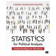 Statistics for Political Analysis by Marchant-Shapiro, Theresa, 9781452258652
