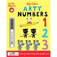Arty Numbers by Stanley, Mandy, 9781784458652