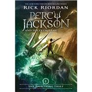 Percy Jackson and the Olympians, Book One The Lightning Thief by Riordan, Rick, 9780786838653