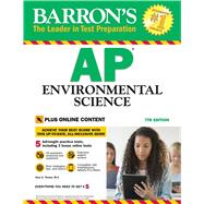 Barron's AP Environmental Science by Thorpe, Gary S., 9781438008653