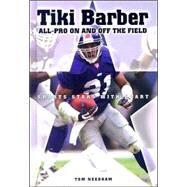 Tiki Barber by Needham, Tom, 9780766028654