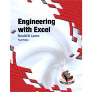 Engineering with Excel by LARSEN, 9780132788656