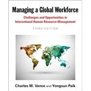 Managing a Global Workforce by Vance; Charles M, 9780765638656