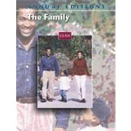 Annual Editions : The Family 03/04 by Gilbert, Kathleen R., 9780072838657