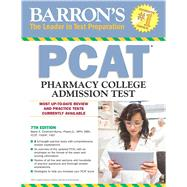 Barron's Pcat by Chisholm-burns, Marie, 9781438008660