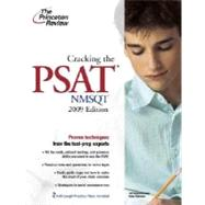 Cracking the PSAT/NMSQT, 2009 Edition by PRINCETON REVIEW, 9780375428661