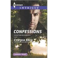 Confessions by Eden, Cynthia, 9780373748662