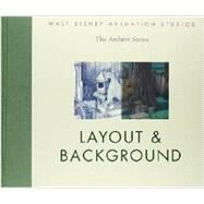 Layout and Background by Disney Book Group, 9781423138662