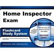 Home Inspector Exam Flashcard Study System by Home Inspector Exam Secrets, 9781609718664