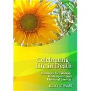 Celebrating Life in Death by Stewart, Lezley, 9780861538669