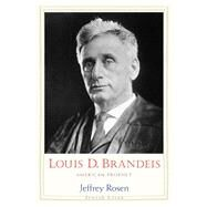 Louis D. Brandeis by Rosen, Jeffrey, 9780300158670