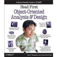 Head First Object-Oriented Analysis and Design by McLaughlin, Brett, 9780596008673