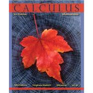 Calculus by McCallum, William G.; Hughes-Hallett, Deborah; Flath, Daniel; Mumford, David; Gleason, Andrew M., 9780470888674
