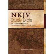 NKJV Study Bible : Second Edition by Unknown, 9781418548674