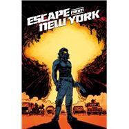 Escape from New York Vol. 4 by Sebela, Christopher; Simic, Maxim; Louise, Marissa; Carpenter, John, 9781608868674