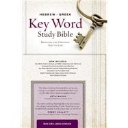 Hebrew-greek Key Word Study Bible by Amg Publishers, 9780899578675