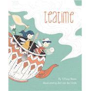 Teatime by Stone, Tiffany; Van Der Linde, Jori, 9781927018675