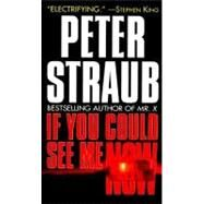 If You Could See Me Now by STRAUB, PETER, 9780345438676