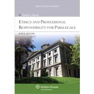 Ethics and Professional Responsibility for Paralegals by Cannon, Therese A., 9780735598676