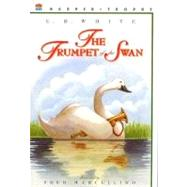 The Trumpet of the Swan by White, E. B., 9780064408677