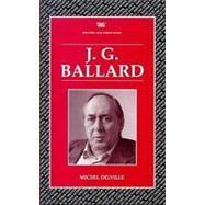 J.G. Ballard by Delville, Michel, 9780746308677