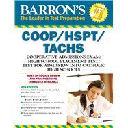 Barron's COOP/HSPT/TACHS by Elliott, Kathleen J.; Geraci, Carmen; Ebner, David, Ph.D., 9781438008677
