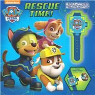 Rescue Time by Nickelodeon, 9780794438678