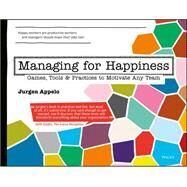 Managing for Happiness by Appelo, Jurgen, 9781119268680
