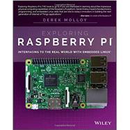 Exploring Raspberry Pi by Molloy, Derek, 9781119188681
