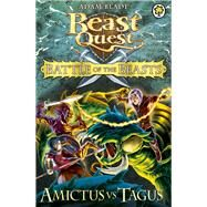 Beast Quest: Battle of the Beasts 2: Amictus vs Tagus by Blade, Adam, 9781408318683