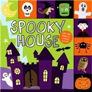 Lift-the-Flap Tab: Spooky House by Priddy, Roger, 9780312518684