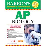 Barron's AP Biology by Goldberg, Deborah T., 9781438008684