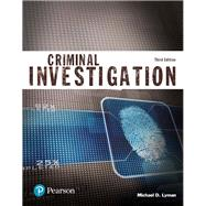 Criminal Investigation (Justice Series) by Lyman, Michael D, 9780134548685