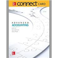 Connect Access Card for Advanced Accounting by Hoyle, Joe Ben; Schaefer, Thomas; Doupnik, Timothy, 9781260008685