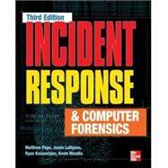 Incident Response & Computer Forensics, Third Edition by Luttgens, Jason; Pepe, Matthew; Mandia, Kevin, 9780071798686