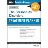 The Personality Disorders Treatment Planner by Bockian, Neil R.; Smith, Julia C.; Jongsma, Arthur E., 9780470908686