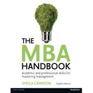 MBA Handbook by Cameron, Sheila, 9781292088686