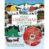 Merry Christmas Songbook by Reader's Digest, 9780762108688