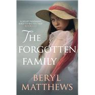 The Forgotten Family by Matthews, Beryl, 9780749018689