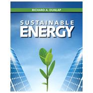 Sustainable Energy by Dunlap, Richard, 9781133108689