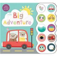 Little Friends: Big Adventure by Priddy, Roger, 9780312518691