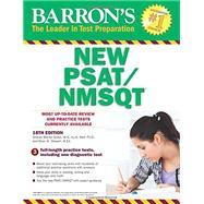 Barron's PSAT/ NMSQT by Wolf, Ira K., Ph. D.; Weiner-Green, Sharon; Stewart, Brian W., 9781438008691