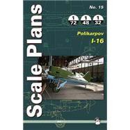 Polikarpov I-16 by Karnas, Dariusz, 9788363678692