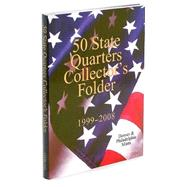 50 State Quarters Collector's Folder, 1999-2008 : Denver and Philadelphia Mints by Sterling Publishing Co., Inc., 9781402708695