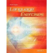 Language Exercises, Book 1 by Steck-Vaughn Company, 9781419018695