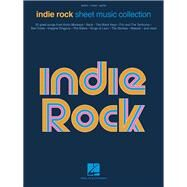 Indie Rock Sheet Music Collection by Hal Leonard Publishing Corporation, 9781495008696