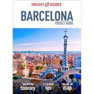 Insight Guides Barcelona Pocket Guide 9781780058696N