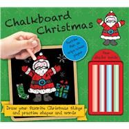 Chalkboard Christmas by Barron's Educational Series, Inc., 9780764168697